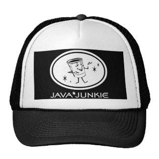 Drogadicto de Java Gorro