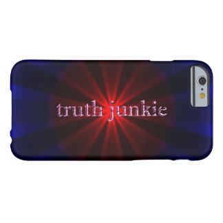 drogadicto de la verdad funda para iPhone 6 barely there