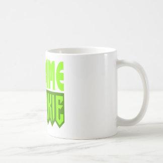 Drogadicto del juego taza