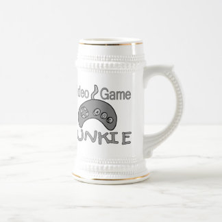 Drogadicto del videojuego tazas