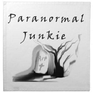 Drogadicto paranormal servilletas