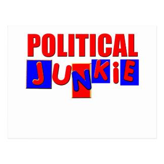 Drogadicto político postal