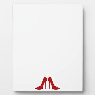 drogado heels placa para mostrar