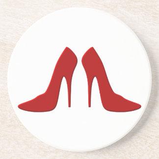 drogado heels posavasos personalizados