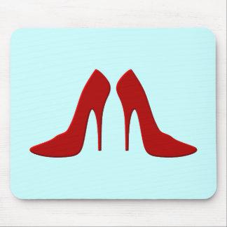 drogado heels tapetes de ratones