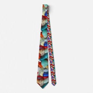 drogas de las píldoras corbata personalizada