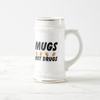 DROGAS DE LAS TAZAS NO