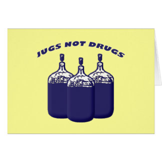 Drogas de los jarros no tarjeton