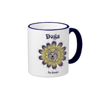 Drogas de los perros no taza