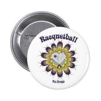 Drogas del Racquetball no Pins