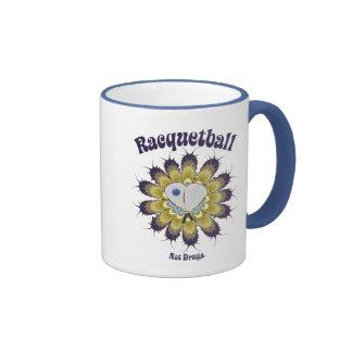 Drogas del Racquetball no Tazas