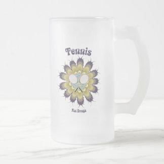 Drogas del tenis no taza de café
