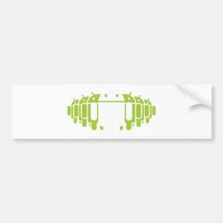 Droid Army Bumper Sticker