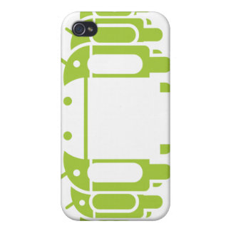 Droid Army Cover For iPhone 4