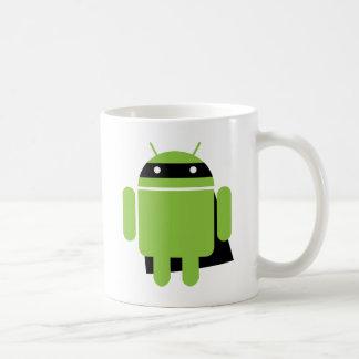 Droid estupendo tazas