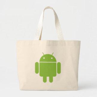 Droid Jumbo Tote Bag