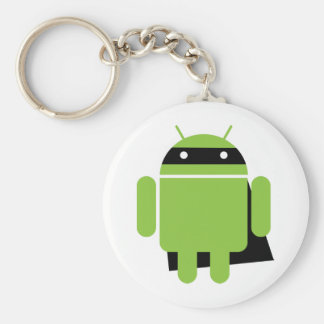 Droid Super Keychain