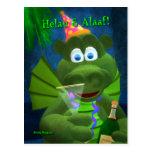 Drolly Dragons: Carnaval Postal