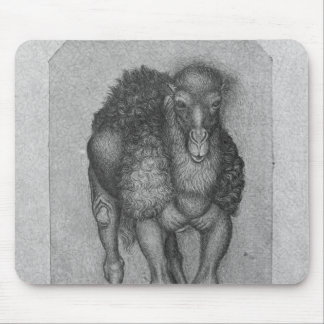 Dromedary, from the The Vallardi Album Mouse Pad