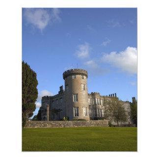 Dromoland Castle Hotel in Photographic Print