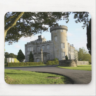 Dromoland Castle side entrance with no people Mouse Pad