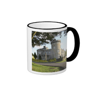 Dromoland Castle side entrance with no people Coffee Mugs