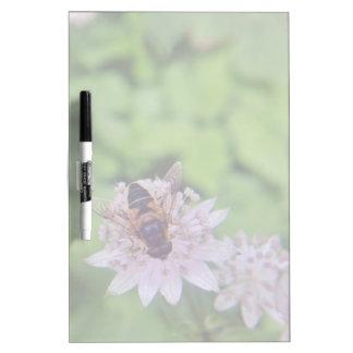 Drone Flower Light Dry Erase Whiteboards