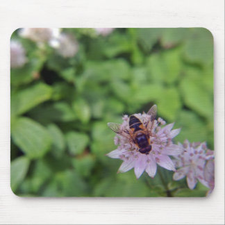 Drone Flower Version 1 Mouse Pad