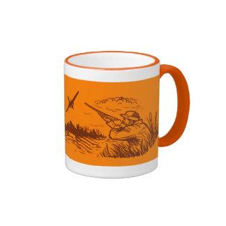 Drone Hunter Ringer Coffee Mug