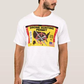 Drone Hunting Permit Shirt