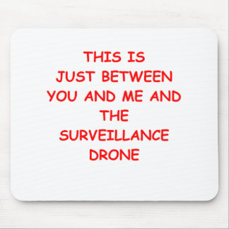 drone mouse pad