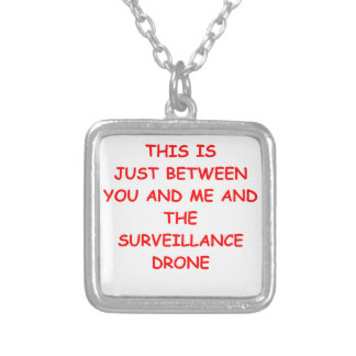 drone custom necklace