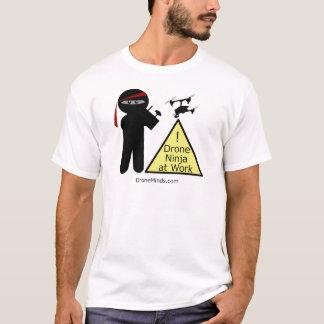 Drone Ninja at Work T-Shirt