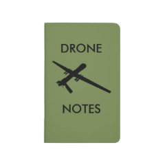 DRONE NOTES JOURNAL