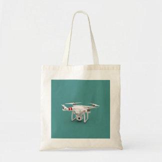 Drone phantom tote bag