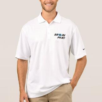 Drone Pilot Polo Shirts