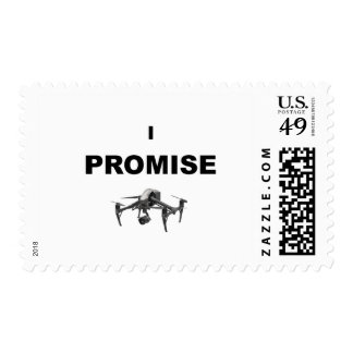 Drone Postage - The Promise