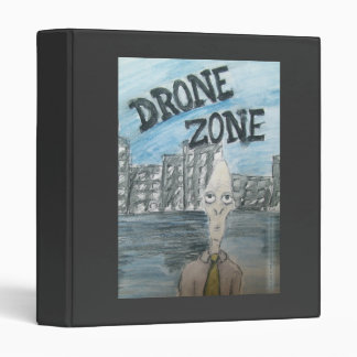 Drone Zone Avery Binder