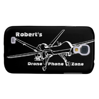 Drone Zone My Name Samsung Galaxy S4 Case