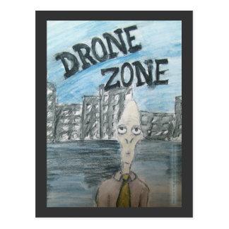 Drone Zone Postcard
