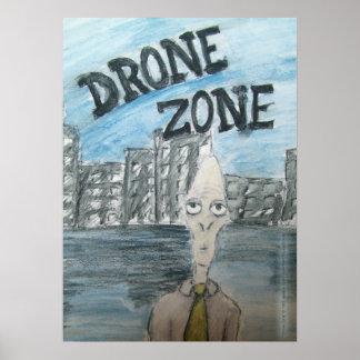 Drone Zone Print