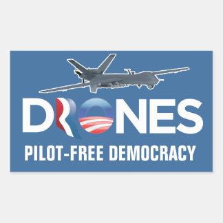 Drones 2012 Sticker