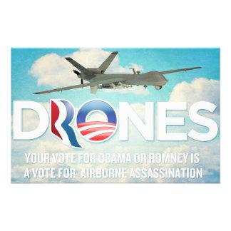 Drones Flyer