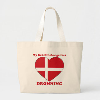 Dronning Canvas Bags