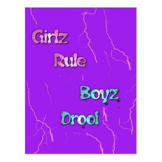 Drool de Boyz Postal