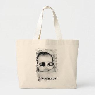 Drool is Cool Diaper Bag Tote
