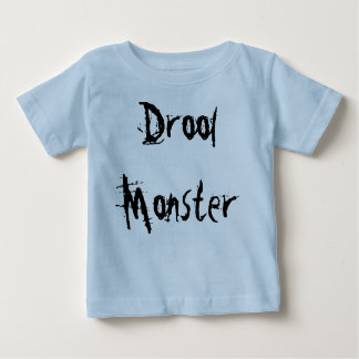 Drool Monster Baby T-Shirt