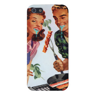 Drool over Bacon iPhone case