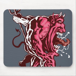 Droolin' Demon Mouse Pad