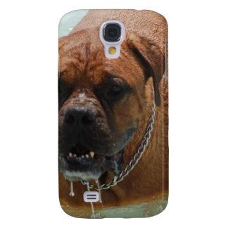 Drooling Bordeaux Mastiff Galaxy S4 Cover